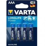 PILA ALCALINA LR03  AAA  1.5v PACK 4/u