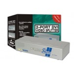VIDEO SPLITTER DVI 1PC 2 MONITORES 1600X1200