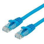 LATIGUILLO AZUL UTP CAT6 FLEXIBLE 2M LSZH