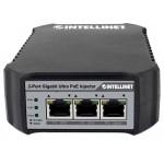 INYECTOR POE GIGABIT 48V COMPATIBLE 802.3af/at