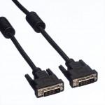 CABLE DVI-D  24+1 M - M DUAL LINK DE 10Mts