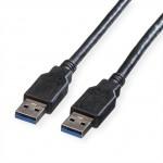 CABLE CONEXION USB 3.2 Gen 1 A (M)-A(M)  1.8Mts