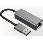 CONVERSOR USB 3.0 - RED RJ45  GIGABIT 10/1001000 M