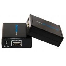 VIDEO EXTENDER HDMI (1 x RJ45) 50Mts FULL HD