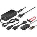 CONVERSOR USB A IDE Y SERIAL ATA