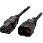 CABLE DE ALIMENTACION CPU-MONITOR 0.5 MTS