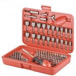 KIT DESTORNILLADORES H.Q. PRECISION 113 Pzs.