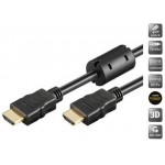 CABLE HDMI ALTA VELOCIDAD 3D HDCP  1.5Mts