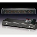 CONMUTADOR AUTOMATICO MATRIX 4 PC´S 2 MONITOR HDMI