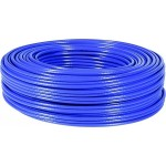 BOBINA 100Mts CABLE F/FTP FLEXIBLE CAT 6  AZUL