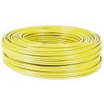 BOBINA 100Mts CABLE SSTP FLEXIBLE AMARILLO PVC CAT