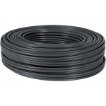 BOBINA 100Mts CABLE S/FTP FLEXIBLE CAT-6 NEGRO
