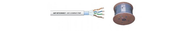 BOBINAS CABLE CATEGORIA 6