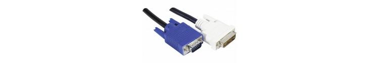 Cableado monitor DVI